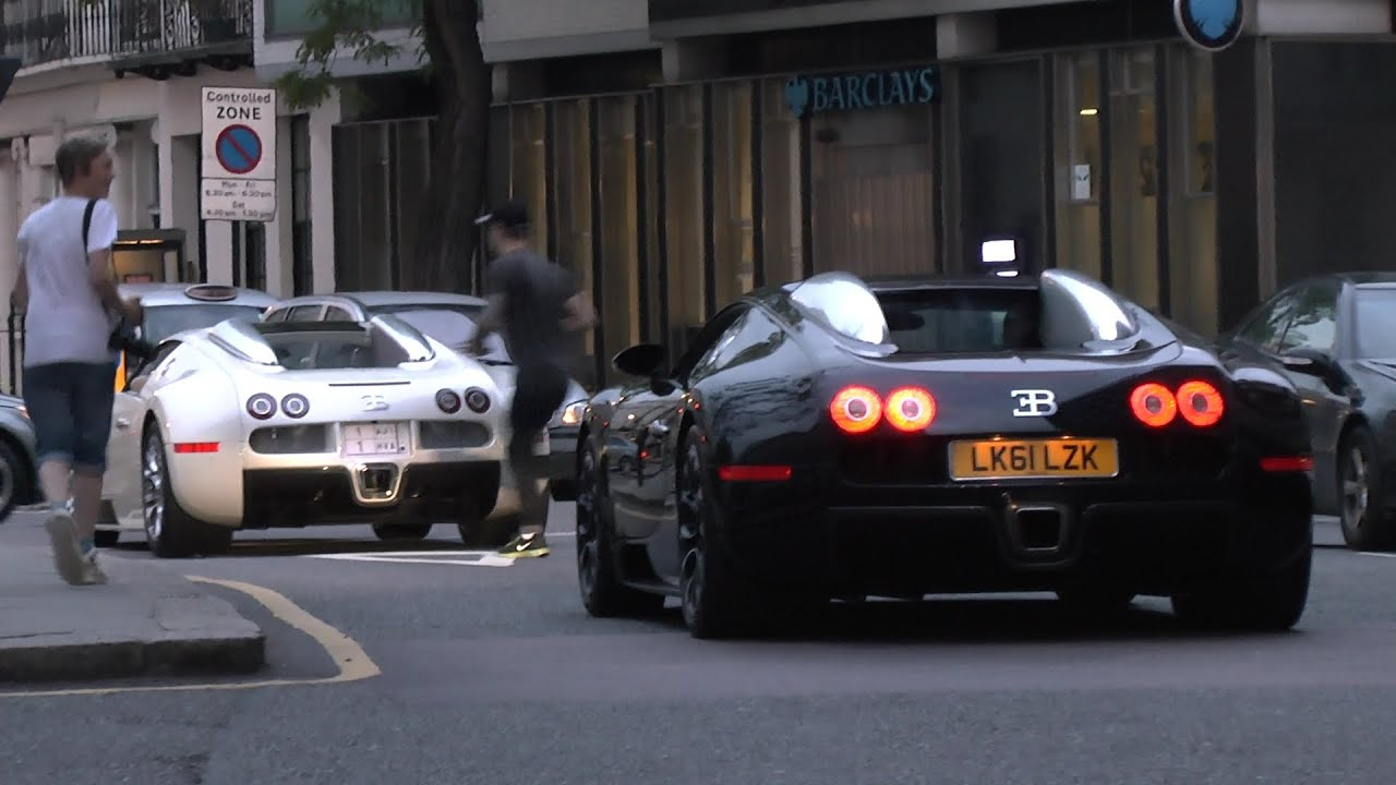 Summers Started Supercars In London June Vol Youtube
