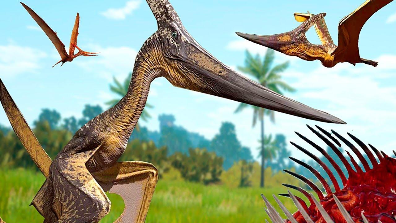 Download O Pteranodon Nômade, Pântano dos Deinosuchus! Como Não Voar (#1)   The Isle Evrima   (PT/BR)