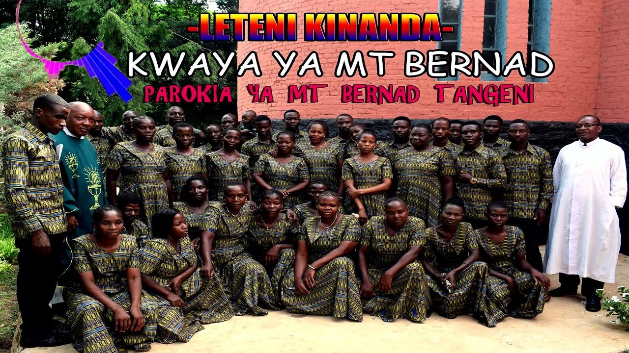 Download LETENI KINANDA - kwaya ya mt Bernad Tangeni morogoro (official audio)