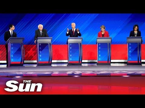 Democratic Debate: Highlights