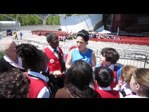 Were You Afraid To Be On Stage Chicago City Clerk Susana Mendoza?