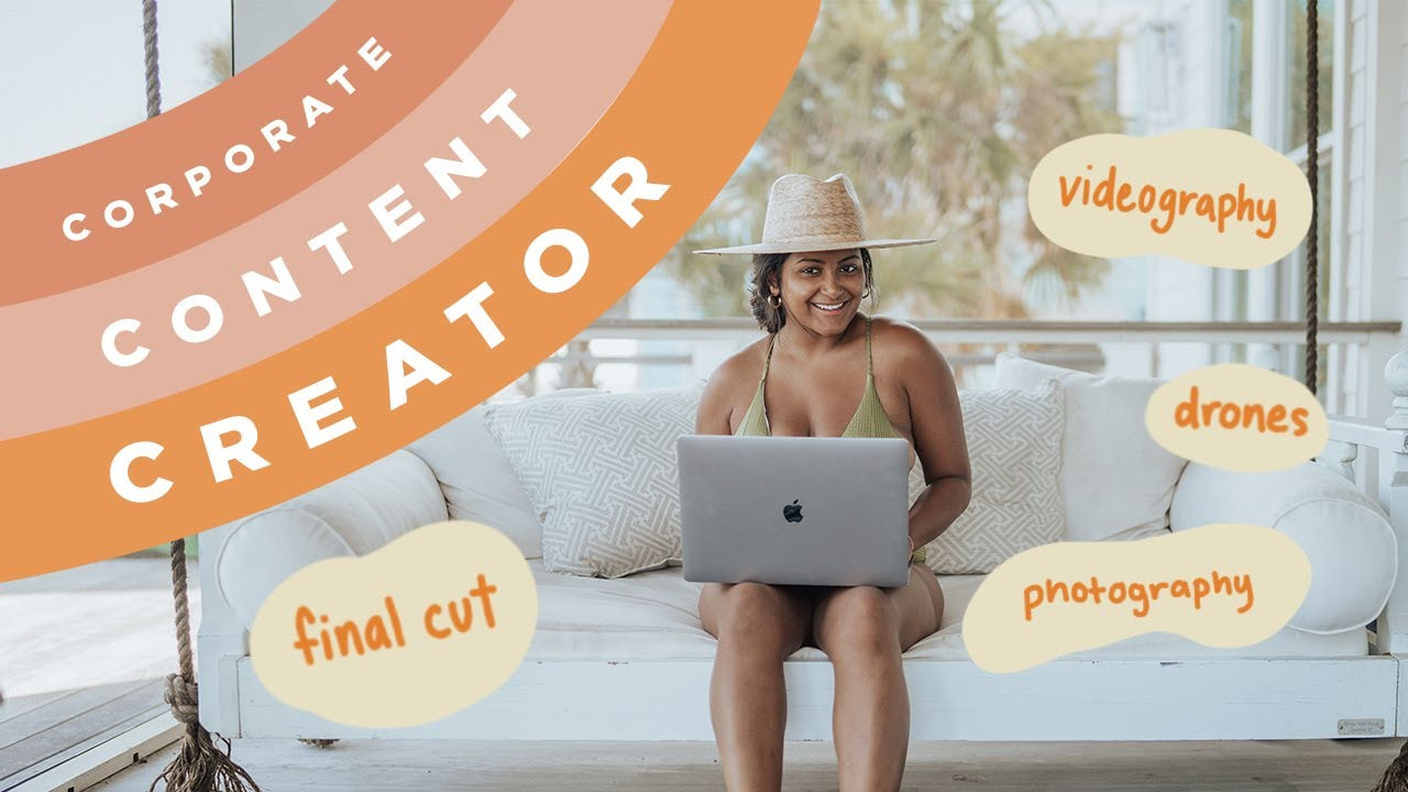 This Is What A Corporate Content Creator ACTUALLY Does | Work Days In My Life