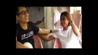 Charly Van Houten (Charly Setia Band) Kunjungi Aris Indonesian Idol