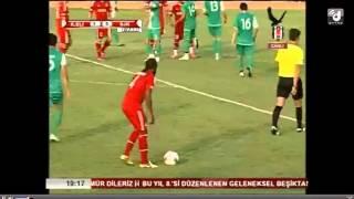 Kırıkkalespor-Beşiktaş JK I Hazırlık Maçı I 01.08.2012