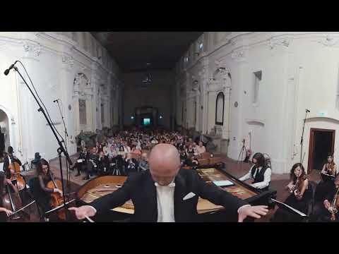 Mozart: Piano Concerto No. 15, 3rd Mvt / Maltempo · Armellino · Orchestra Filarmonica Campana