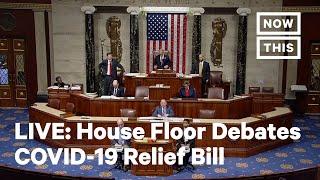House Floor Debates COVID-19 Economic Relief Package | LIVE | NowThis