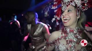 Alegria garantida em sua festa de casamento Show de escola de samba Apito de Mestre