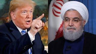 Donald Trump signs executive order reimposing sanctions on Iran