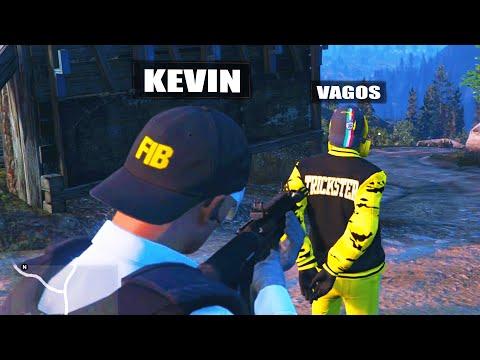 KEVIN verteilt LEKTIONEN in GTA RP
