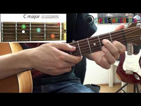 Lekcije za gitaru - Nauci svirat gitaru - Gitara za pocetnike - Lekcije 4 od 4 Akordi