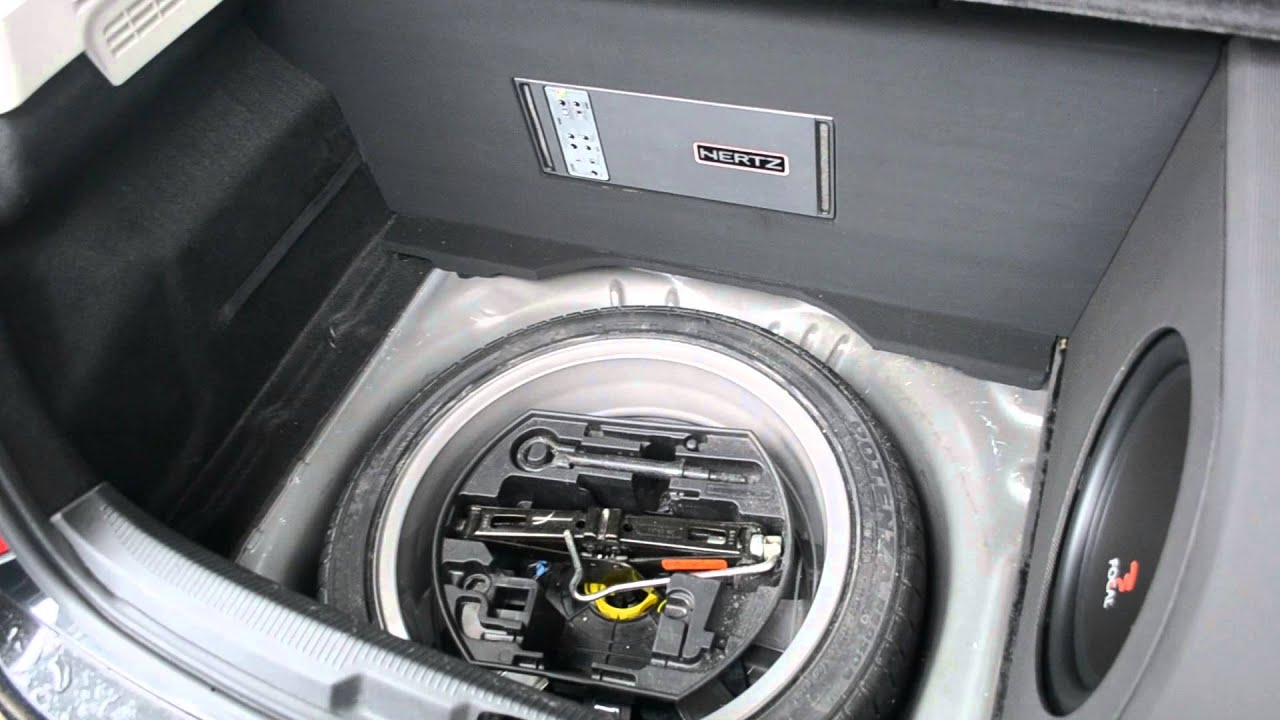 Peugeot 207 Rc Focal Hertz Audison Bit Tend Youtube
