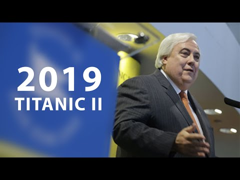 Titanic II rebuilding 2019 ( Project isn't abandoned )