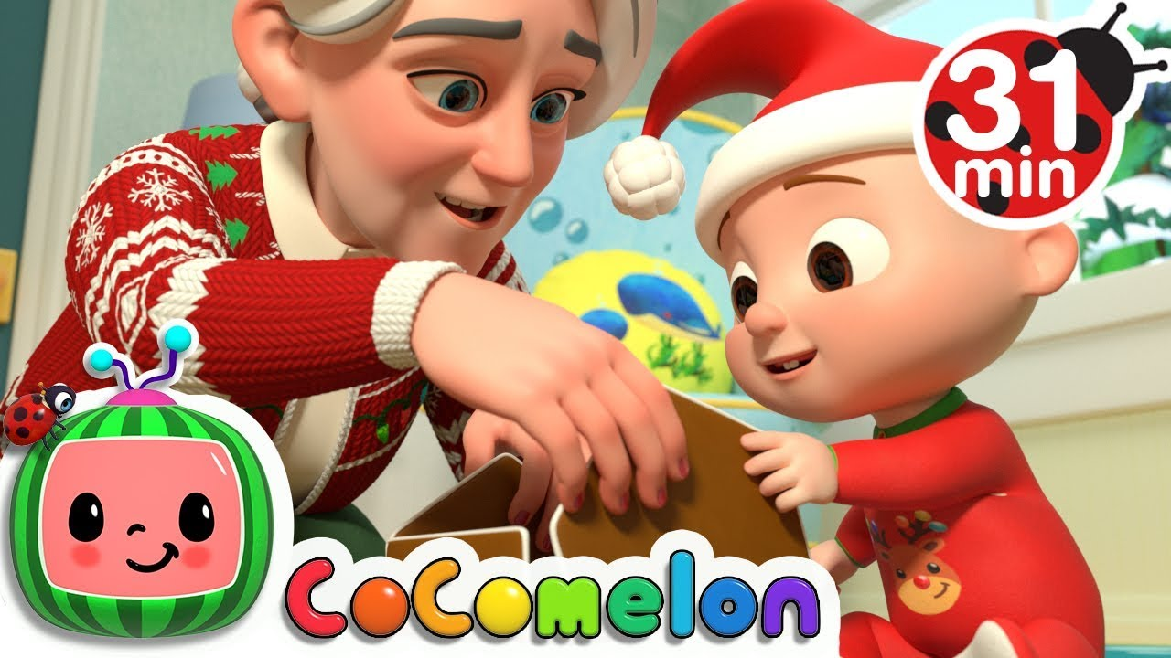 Christmas Songs For Kids More Nursery Rhymes Kids