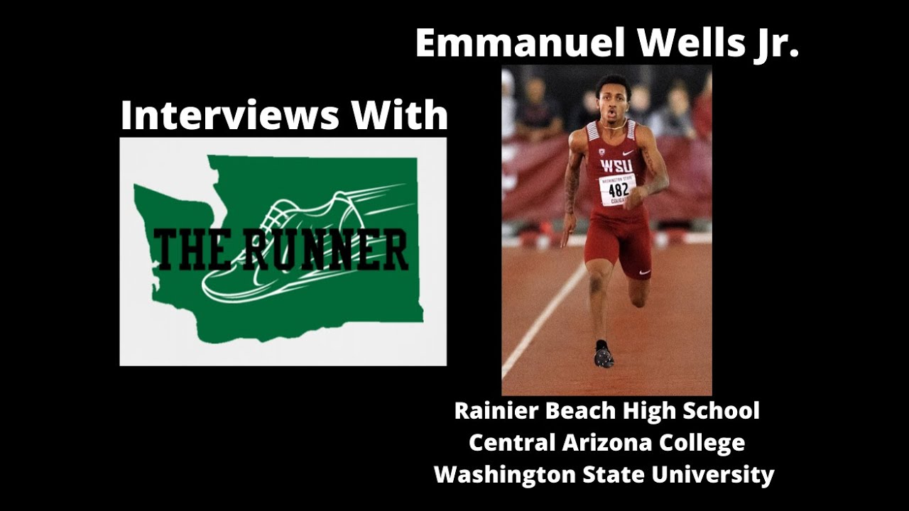 Interviews with The Runner WA: Emmanuel Wells Jr.