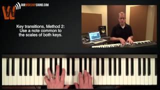 العبادة لوحة المفاتيح: إنشاء سلسة التغييرات الرئيسية