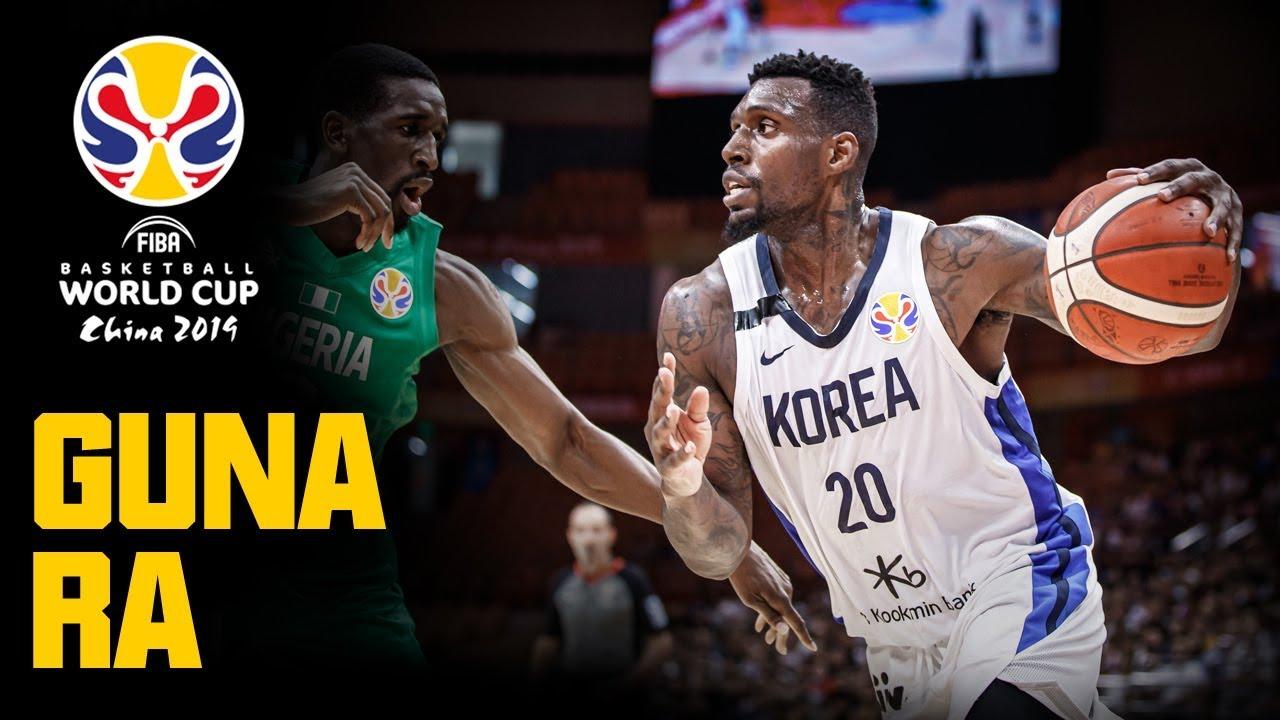 Guna Ra - ALL his BUCKETS & HIGHLIGHTS from the FIBA Basketball World Cup 2019