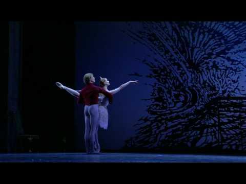 Tchaikowsky - Nutcracker - Nadja Saidakova, Vladimir Malakhov - 2nd act (excerpt)