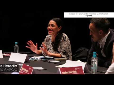III Foro por el Cine Mexicano: el actor en el cine. Mesa 1