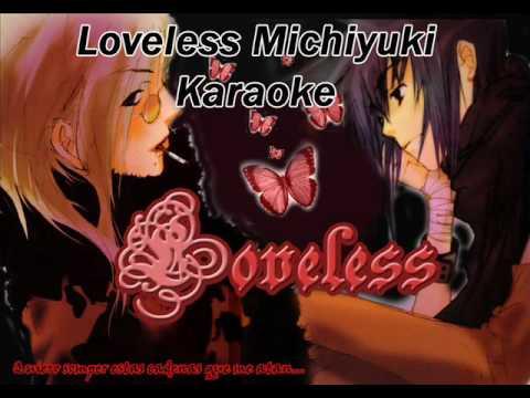 Loveless Michiyuki Karaoke Original