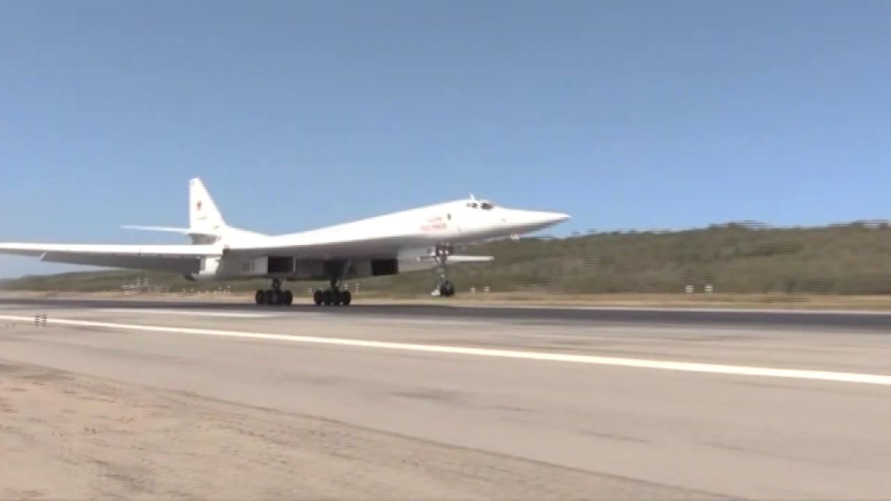 США испугались российских бомбардировщиков в Карибском море