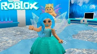I'm the ice fairy today and I show my morning routine. Plus I adopt...