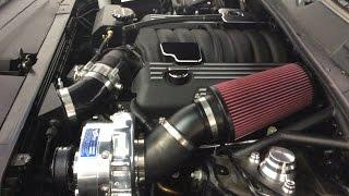 2015 Dodge Challenger SRT 6.4L 392 Procharger Supercharger Kit