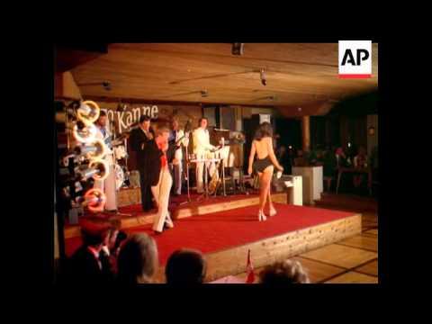 Download MISS CINEMA 1974 CONTEST - COLOUR - NO SOUND