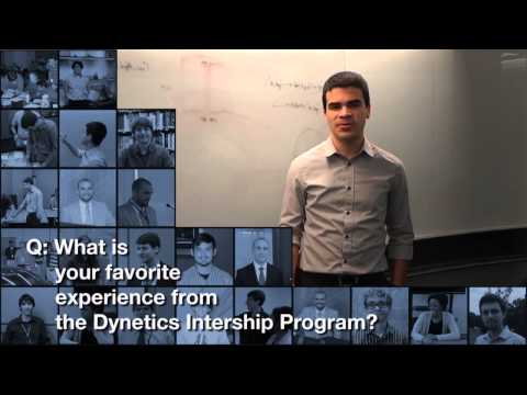 Julio Chavez University of Florida Student and Dynetics Intern
