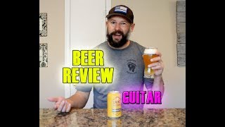 St Archer Mandarina Pale Beer Review -- Green Day Basket Case Cover - Bloopers