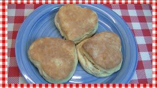 """love""-ly Baking Powder Biscuit Recipe ~ Noreen's Kitchen Basics"