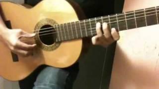 Alejandro Sanz- Y solo se me ocurre amarte- guitarra intro