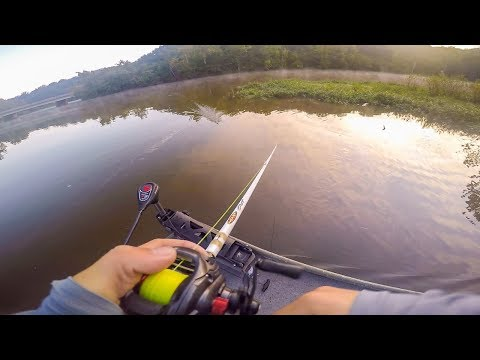 JON BOAT FISHING TOURNAMENT || Fishing For SHALLOW Summer Bass