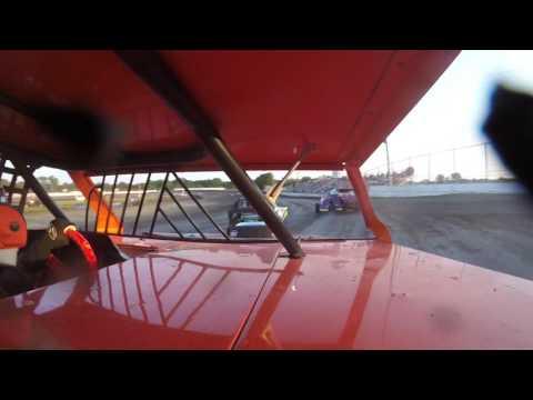 USRA B-Mod Heat Race 6/10/2017