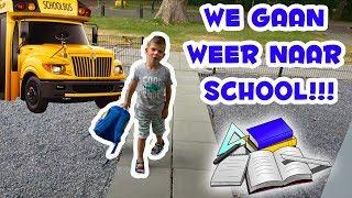 WE MOETEN WEER NAAR SCHOOL !! - KOETLIFE VLOG #837