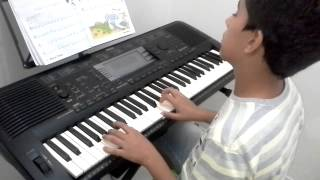 Nona sinfonia de Beethoven no teclado