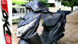 2020 Honda Dio DX BS6 - Mat Axiz Grey Metallic | Walkaround Review - 2020 Honda Dio DX BS6 | PGM-Fi