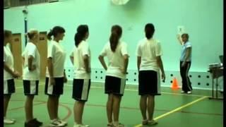 Урок физкультуры, 10 класс, Ефимова_С.В., 2009