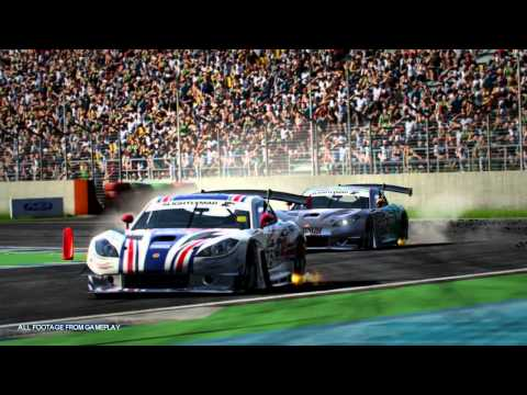 Project Cars (The Ultimate Driver Journey Trailer)