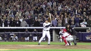 MLB2009 松井秀喜 ワールドシリーズ 第6戦  1