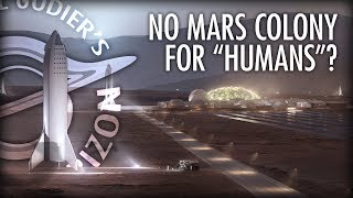 Why Humans Will Never Colonize Mars with Gizmodo's George Dvorsky