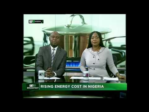 Rising Energy cost in Nigeria