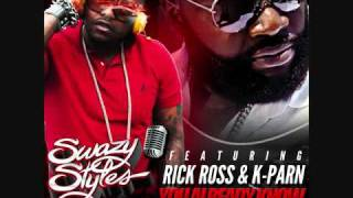 Swazy Styles FEAT. Rick Ross You already Know Radio Edit.CLEAN -