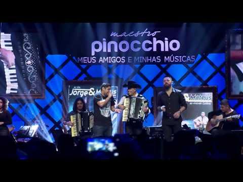 Jorge & Mateus - Pergunta Boba - Parto Pinocchio (Vídeo Oficial)