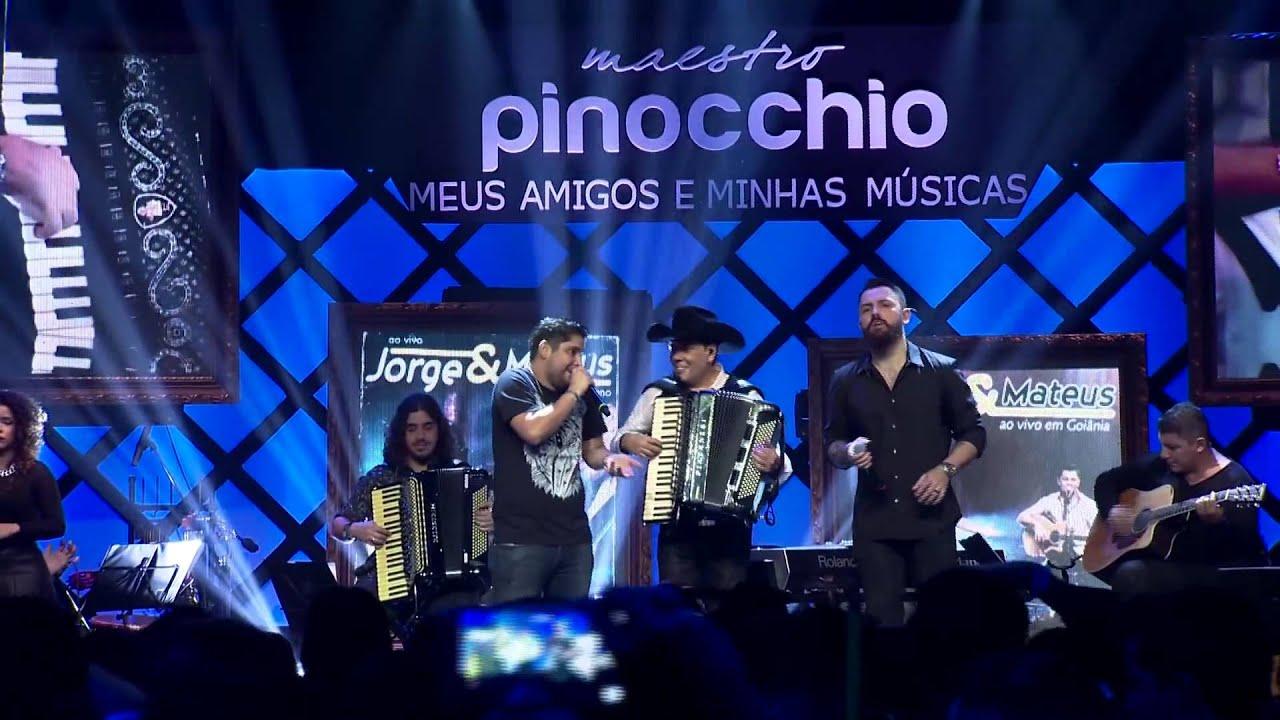 Jorge & Mateus — Pergunta Boba — Part.  Maestro Pinocchio (Vídeo Oficial)