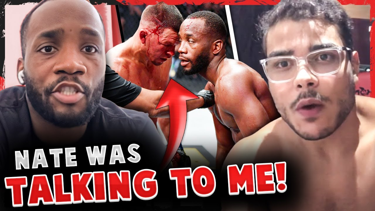Leon Edwards REVEALS what Nate Diaz said to him at UFC 263! Paulo Costa RESPONDS to Marvin Vettori!