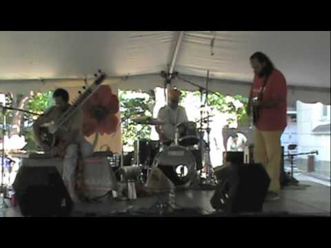Family Funktion & The Sitar Jams at Elmwood Art Fest -  Buffalo, NY 8.25.12