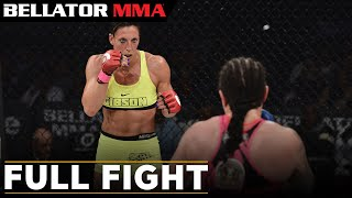 Bellator MMA: Julia Budd vs. Arlene Blencow - FULL FIGHT