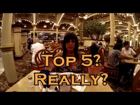 Las Vegas May 2016!...Reviewing the Main Street Station Buffet (Top Five?) (Part 5)
