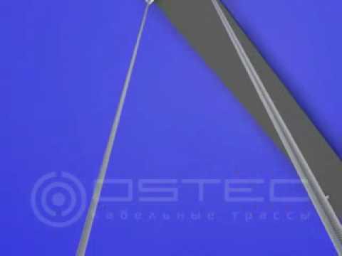OSTEC крепление струбцины к конструкции с помощью шпилек