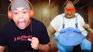 HE SCARED THE SOUL OUT OF MY BODY!! [3 SCARY GAMES]